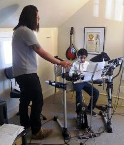 Electric Drum Lesson