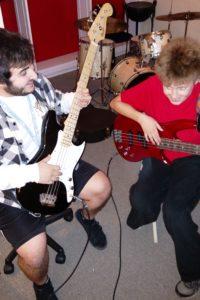 Bass Lesson