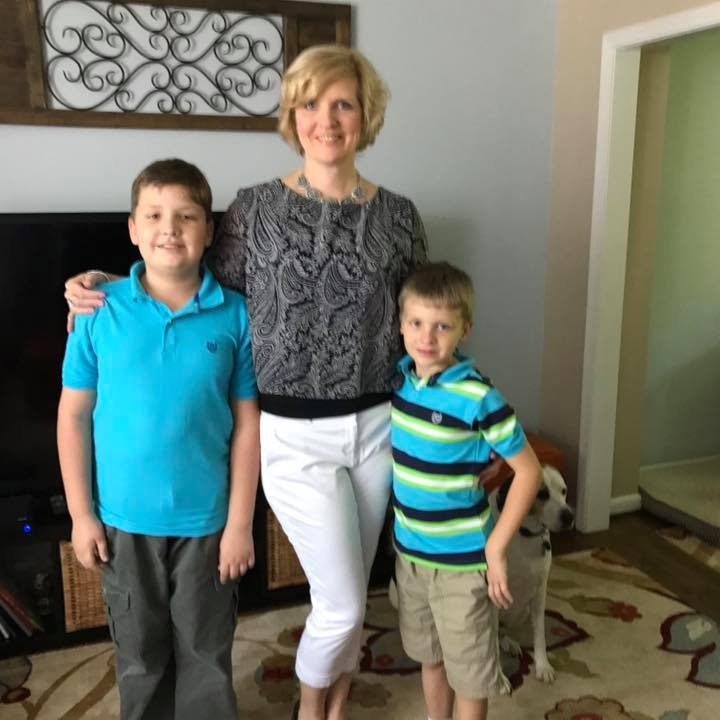 Stone House Jam Academy Music Lessons In Bel Air MD mom and sons